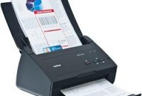 Brother ADS-2100 Document Scanner