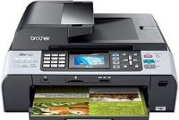 Brother MFC-5890CN Printer