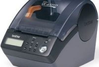 Brother QL-650TD Label Printer