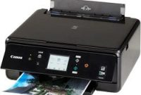 Canon PIXMA TS6120 Printer